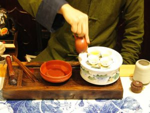 Chinese traditional Caozhou Gongfu Cha